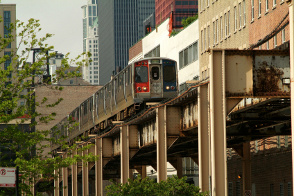 The Chicago Transit System